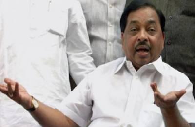 Maharashtra: former CM Narayan Rane, journalist Kumar Ketkar file nominations for Rajya Sabha polls