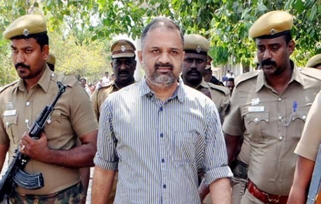 Rajiv assassination case: CBI seeks dismissal of A G Perarivalan's plea (File Photo)