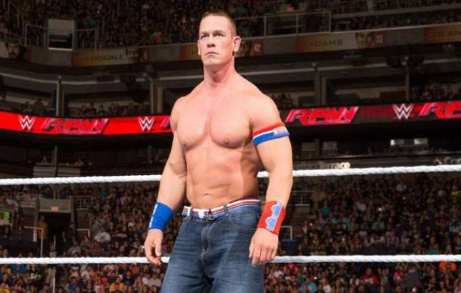 John Cena - File Photo