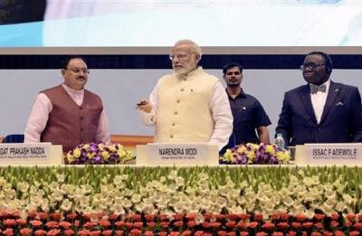 PM Modi launches campaign to eradicate tuberculosis from India by 2025
