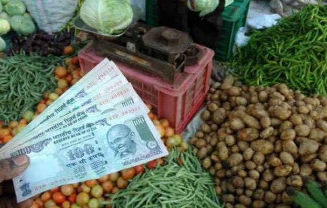 Wholesale Inflation in February - File Photo