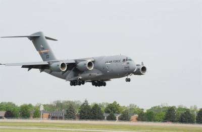 IAF lands largest transport aircraft C-17 Globemaster in Arunachal Pradesh's Tuting airfield to strengthen operational capabilities close to Chinese border