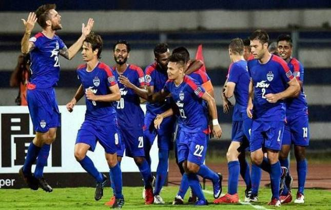 Bengaluru FC - File Photo