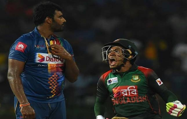 Bangladesh defeated hosts Sri Lanka by 2 wicket to reach the final. (Image Source: PTI)