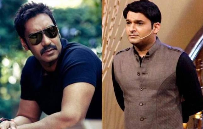 Ajay Devgn RAIDS sets of 'Family Time With Kapil Sharma