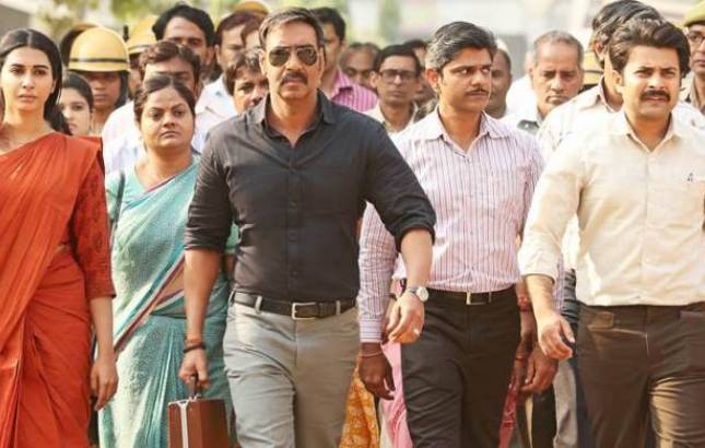 Raid Box Office Report: Ajay Devgn starrer witnesses HUMONGOUS growth on day two (Source- Twitter)