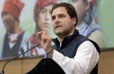 PM Modi symbolises corruption, says Rahul Gandhi at Congress plenary session