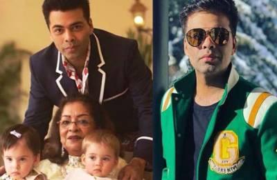 Karan Johar celebrates mom's 75th birthday, shares ADORABLE snap of his family (see pics)