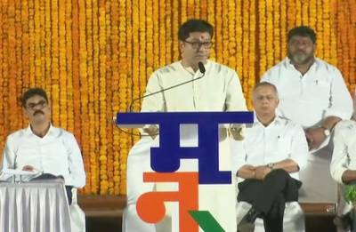 All opposition parties should come together for Modi-free India, says Raj Thackeray