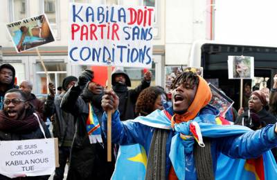 Year of anti-Kabila protests in Democratic Republic of Congo leaves 47 dead, says United Nations report