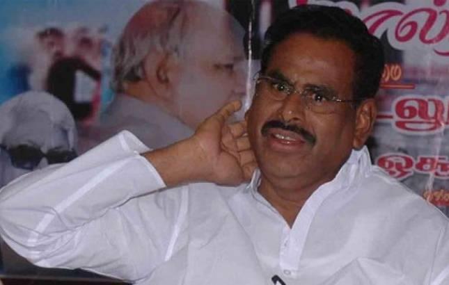 AIADMK chief VK Sasikala's husband Natarajan Maruthappa passes away (Source: PTI)