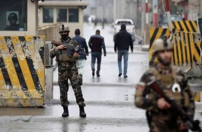 Suicide bomber kills 25 in Kabul as Afghans celebrate New Year