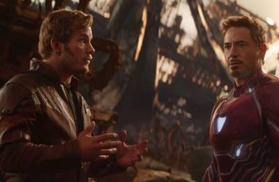 Chris Pratt shares experience of working with Robert Downey Jr.