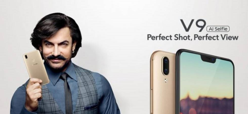 Vivo V9 launched in India; to be exclusively available on Amazon (File Photo)