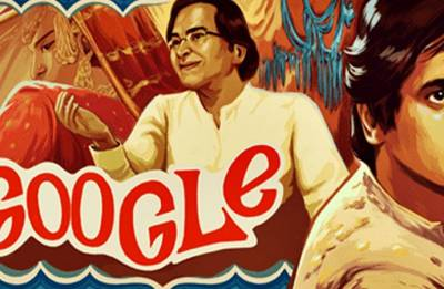 Google dedicates doodle to late actor Farooque Shaikh on his 70th birthday