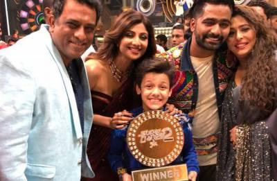 Super Dancer Chapter 2: Assam boy Bishal Sharma takes home winner's trophy