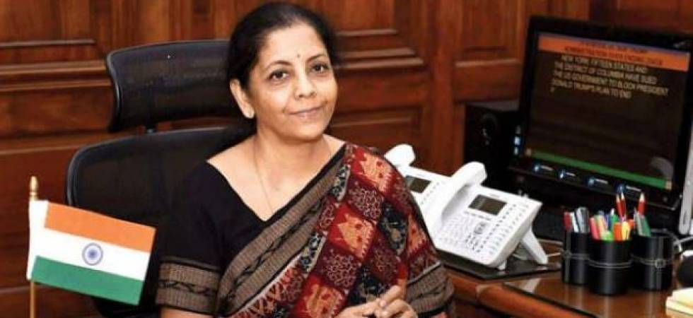 Nirmala Sitharaman - File Photo