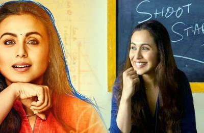 Hichki Box Office Report: Rani Mukerji's SOULFUL film continues to win hearts on day three
