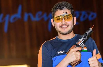 Shooter Anish Bhanwala clinches gold at ISSF Junior World Cup 2018