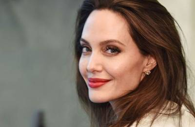 Who is the 'handsome' new man in Angelina Jolie's life?