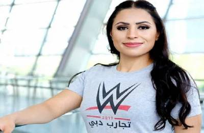 WWE: Shadia Bseiso becomes first Arabic woman to join roster