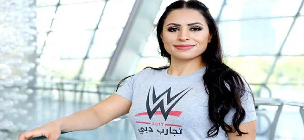 Shadia Bseiso becomes first Arabic woman to join roster(Source - Twitter)