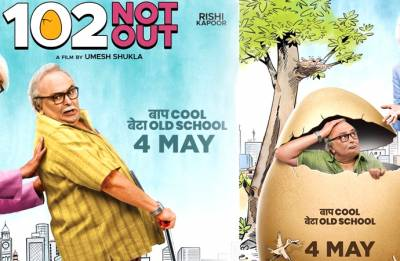 102 Not Out trailer out: Big B-Rishi Kapoor's 'Ageless-comedy' is here to take you on a fun ride
