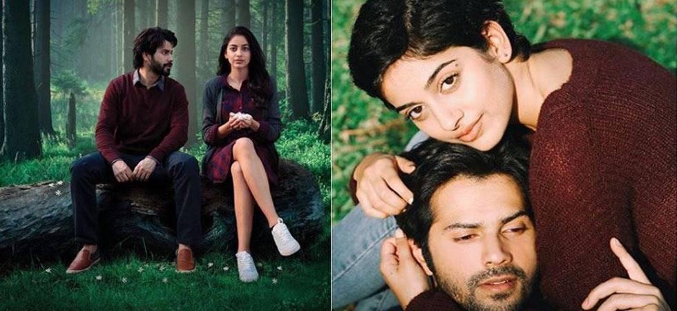 October: Varun Dhawan-Banita Sandhu 'sun-kissed' snaps will warm your hearts (Source- Instagram)