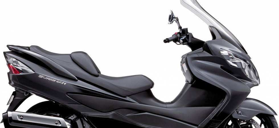 Suzuki To Roll Out Maxi Scooter Burgman Street 125 In April Www
