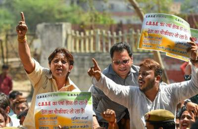 CBSE exam paper leak: Jharkhand Police detains six students, coaching centre owner from Chatra