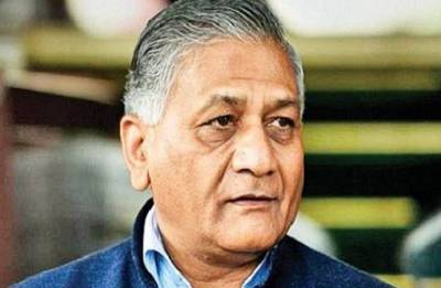 VK Singh to bring back mortal remains of 38 Indians from Iraq today