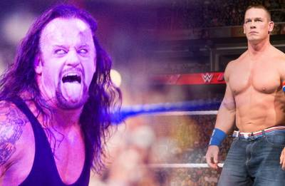 WWE: Here's when Undertaker will answer John Cena's Wrestlemania 34 challenge