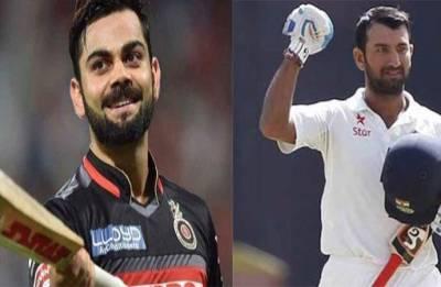 ICC Test rankings: Virat Kohli, Cheteshwar Pujara retain spots, Ashwin slips to fifth place