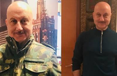 Anupam Kher receives BAFTA nomination for The Boy With The TopKnot