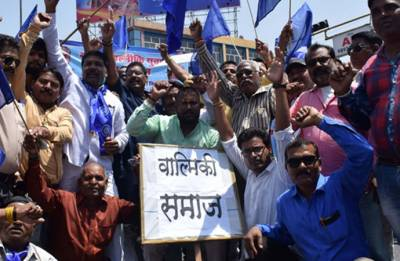 Dalit protests: 5,000 booked, 32 arrested for rioting in Ghaziabad