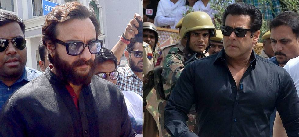Blackbuck poaching case verdict: Here's how Saif Ali Khan REACTED to Salman Khan's conviction