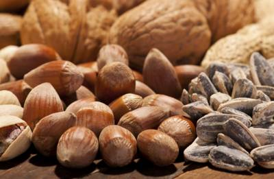 Proteins from nuts, seeds good for heart