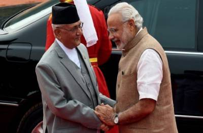 Nepal PM KP Oli arrives on three-day maiden visit to India; to hold delegation level talks