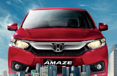 Honda India commences booking for all-new Amaze ahead of its launch