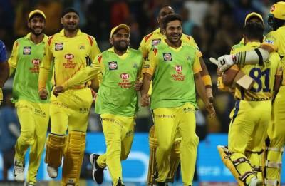IPL   MI vs CSK: Chennai win as Dwayne Bravo stars in nail-biting comeback