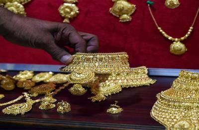 Gold sparkles as jewellers' buying picked up