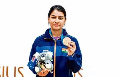Meet Manu Bhaker, India's 'super teenager' who won gold in Commonwealth Games 2018