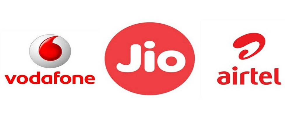 Airtel vs Reliance Jio vs Vodafone: Best prepaid plans under Rs 350 (Source - file pic)