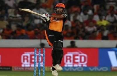 IPL 2018, SRH vs RR Highlights: Dhawan-Williamson lead Hyderabad to glory against Rajasthan