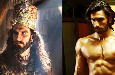 Ranveer Singh to be conferred with Dadasaheb Phalke Excellence Award for Padmaavat