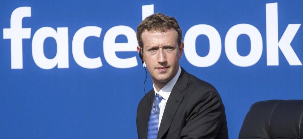 It's my fault: Mark Zuckerberg testimony to Congress over Facebook scandal (File photo)