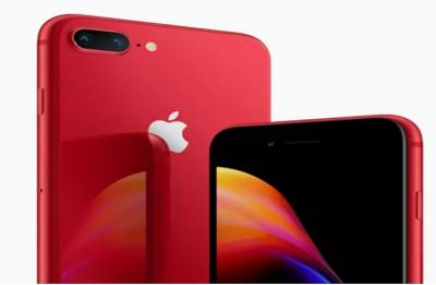 Apple launches iPhone 8 and iPhone 8 Plus RED Special Edition. Know prices, features