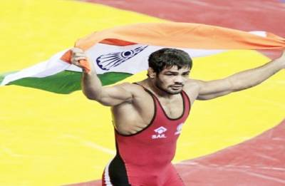 CWG 2018 Day HighLights: Sushil Kumar wins gold in men's freestyle wrestling 74 kg category