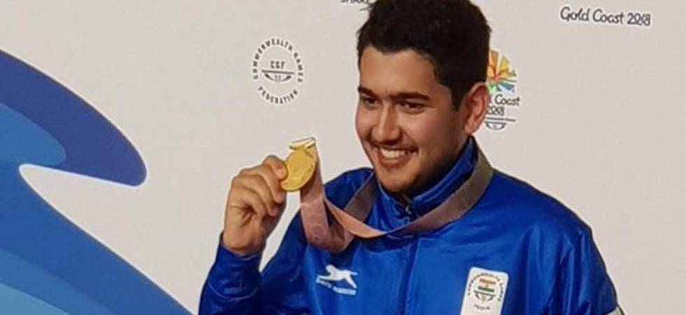 CWG 2018: Routine shooting gold in bag, Anish worries about maths exam