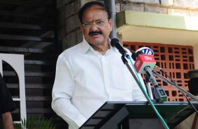 Various forces trying to divide nation for political gains, says Venkaiah Naidu